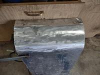 Baja skid plate