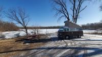 Polar Vortex Valentines Day Camping