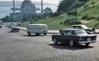"Splittie/Barndoor ambulance in ""That Man in Istanbul"" (1965)"