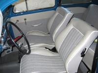 Mk2 seat