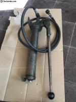 Matra Hydraulic Press