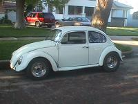 My bug on Appliance Pacer wheels.