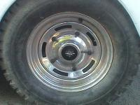 Appliance Pacer wheel