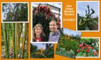 Part of our 4-day President's Day trip in CA. San Diego Botanic Garden