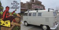 """Bravo Farms Cheese Stop - Hwy 99 Traver, CA """"The Toaster"""" 1967 Westdalia"""