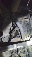 Syncro gas tank leak