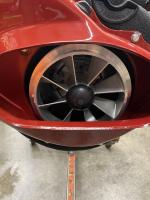 Billet Fan-Pulley by Type 3 Army - Prototype