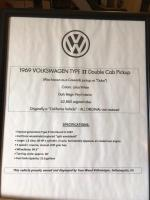 1969 VW