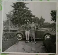 Beetle vintage photo - 1961 Slovenia