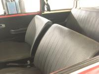 Low Back Seat Conversion