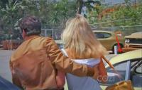 "1966 Ghia Coupe in ""Charlie's Angels"""