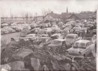 Sweden junkyard