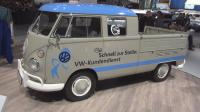 VW Type 2 doublecab photo