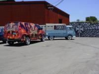 Monster Garage at DKP Cruise night 7-3-05