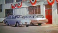 """Fastbacks in """"Charlie's Angels"""" TV show"""