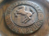 Westfalia wall plate