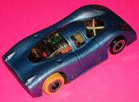Vintage Riggen HO Scale Early Porsche 917 Slot Car