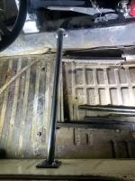 Empi race trim seat install