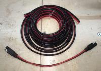 25 foot solar cable kit