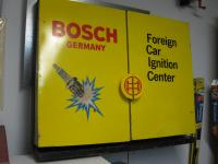"""Bosch """"Foreign Car Ignition Center"""" lockable wall cabinet"""
