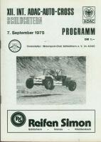 Schlüchtern Auto Cross 1975