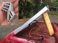 "simple ""renogy compact 100W"" solar panel brackets"