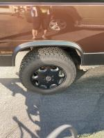"""Lift and 16"""" wheels westy"""