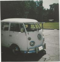 Bobby Accurso's Double Cab at Ancil Hoffman SOTO meet circa '91
