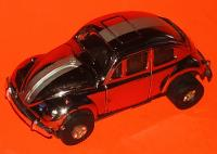 Vintage Aurora Model Motoring VW Bug Slot Car