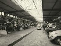 VW Workshop photo