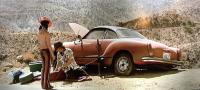 "'72 Ghia Coupe in ""Dickie Roberts Former Child Star"" (2003)"
