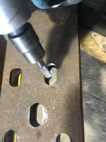 Double spring plate modification