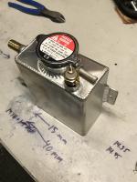 Pressure tank DIY