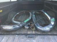 VW 412 Bumpers