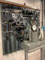 Tool Board with 400 press