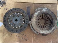 1973 clutch flywheel pressure plate throwout