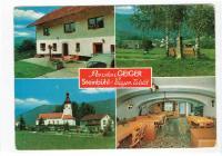Steinbühl im Zellertal bei Kötzing
