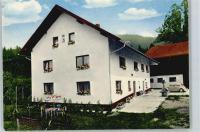 Steinbühl, Pension Geiger