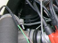 Dual Port Ignition Wire Clip