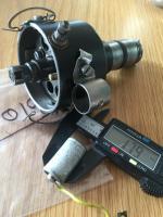 condenser size for 019 bracket