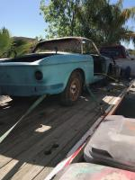 1964 Type 34 Ghia Convertible Project