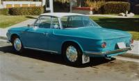 Sea Blue 1964 Coupe
