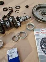 Crankshaft reassembly