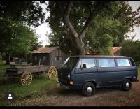 Stolen VW Vanagon 83 SF, CA
