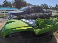 Gecko Green Manxter #188 Transport From SoCal