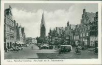 Barndoor in Lüneburg