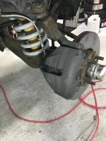 Vanagon Vented Front Brake