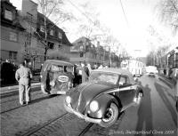 VW Hebmuller-Bus Crash