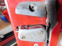 '66 Beetle passenger door latch