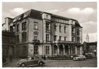 Braunschweig, Hotel Deutsches Haus